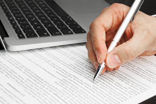 Schreiben eines Arbeitszeugnisses
